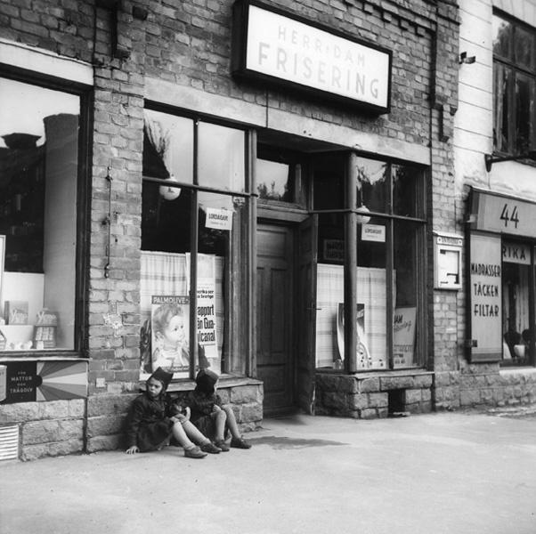 Hagalund på 1940-talet